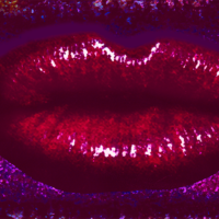ruby lips by tmfa curator cutzy mccall